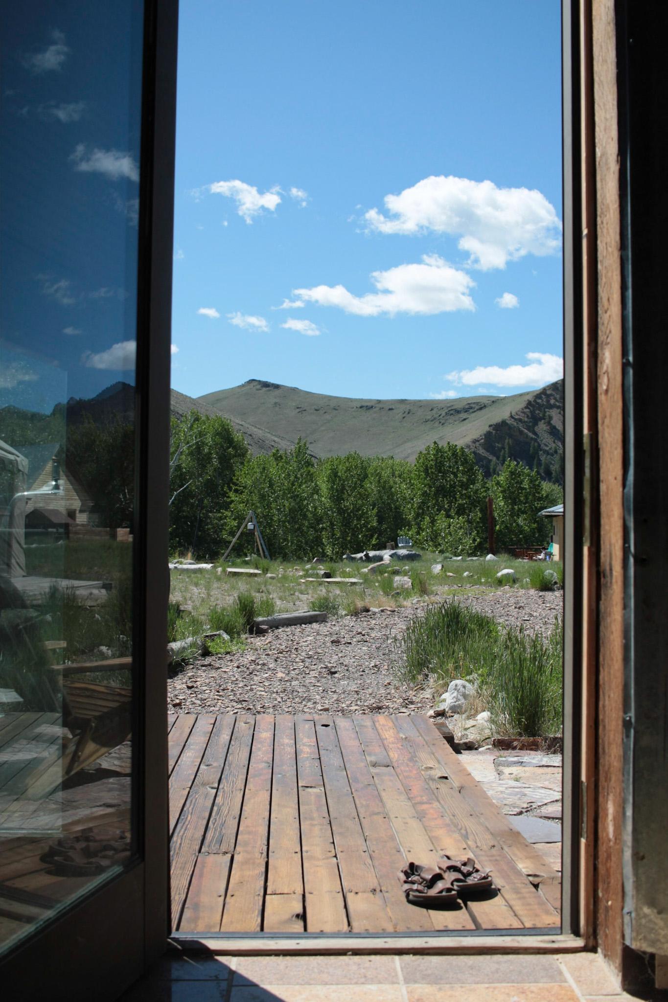 Idaho BaseCamp's Cordwood Cottage