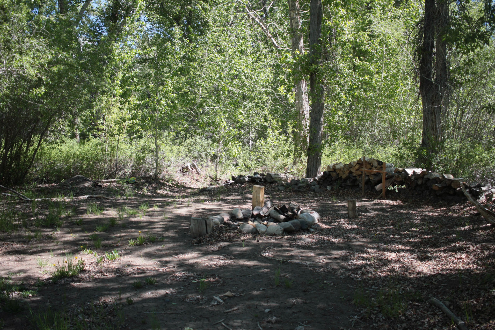 Idaho BaseCamp lower property