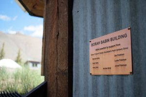 Idaho BaseCamp's Borah Basin Building